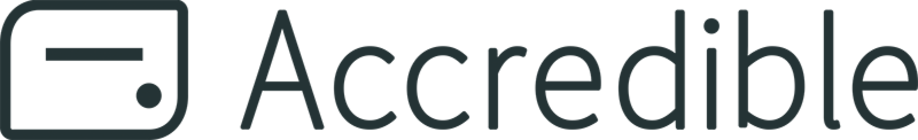 Accredible logo md