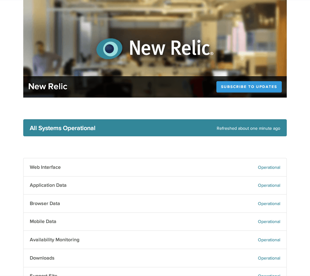 Hero new relic
